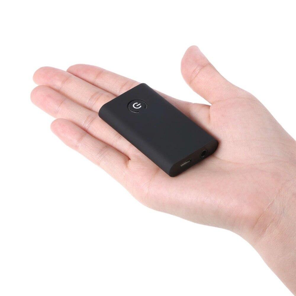 Herrliche Farben Und Exquisite Verarbeitung Bluetooth Audio Receiver Adapter 3,5mm Jack Aux Drahtlose Bluetooth Sender Tv Wireless Für Kopfhörer Lautsprecher Car BerüHmt FüR AusgewäHlte Materialien Neuartige Designs