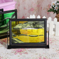 The Three-dimensional 3D Sand Art Painting New Decoration Home Furnishing Quicksand