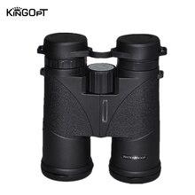 лучшая цена 10X42 Binoculars Handheld HD Nitrogen Waterproof Lll Night Vision Wide Angle Binocular Telescopes Portable Outdoor Camping Tools