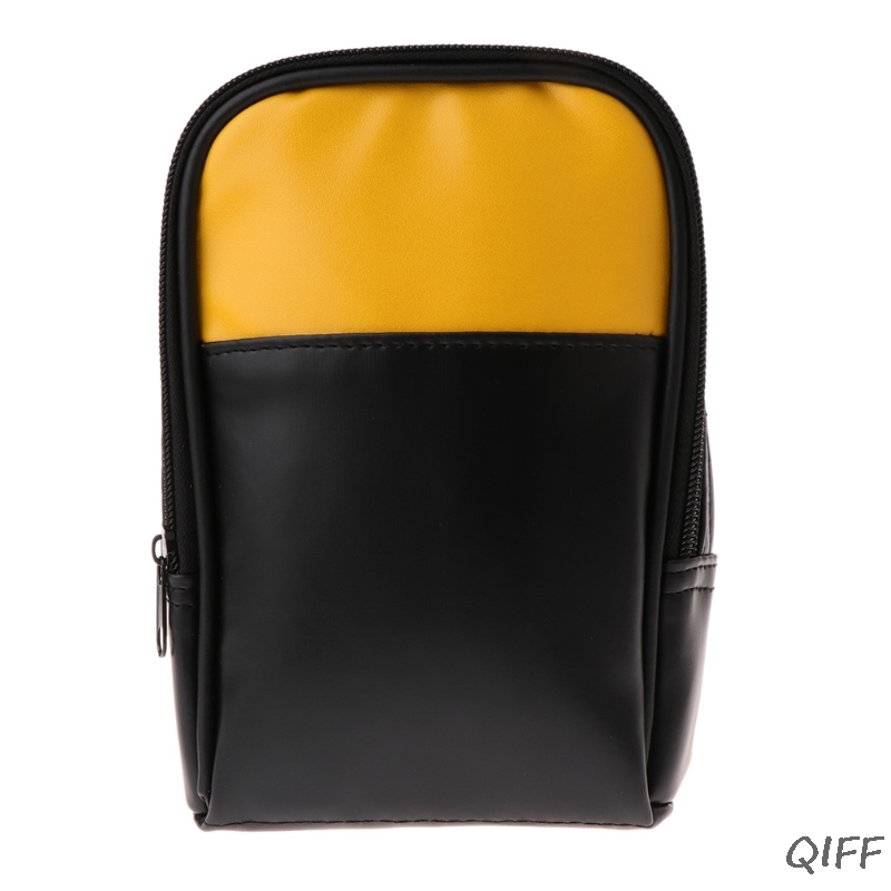 Soft Case Carry Bag For Handheld Multimeter 15B 17B 18B 115 116 117 175 177 179 Mar28