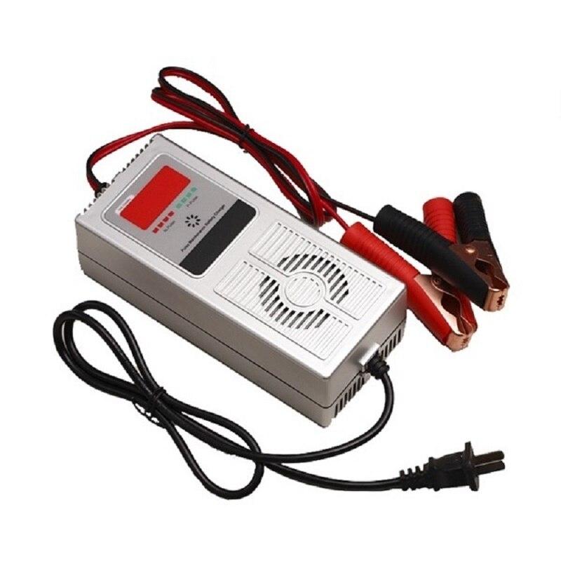 CLEN 48 В 3.3A интеллектуальные Батарея Зарядное устройство скутер электрических транспортных средств Батарея Зарядное устройство полностью а...