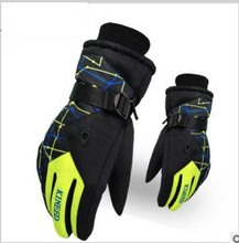 GLV861 Bmen and women lovers warm ski font b gloves b font winter outdoor prevent slippery