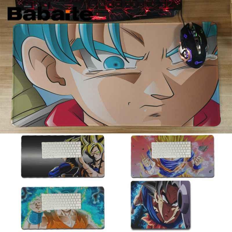Babaite горячая Распродажа Goku Dragon Ball Супер геймерская игра коврик для мыши