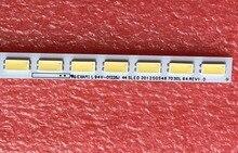 570 мм светодиодная лампа подсветки прокладки 64leds для 46EL300C 46HL150C 46-оставил LJ64-03495A LTA460HN05 46 дюймов ТВ ЖК-монитор высокого света