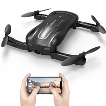Original  SYMA Z1 pocket folding aerial camera mini four-axis aircraft WiFi version remote control with HD 720P drone