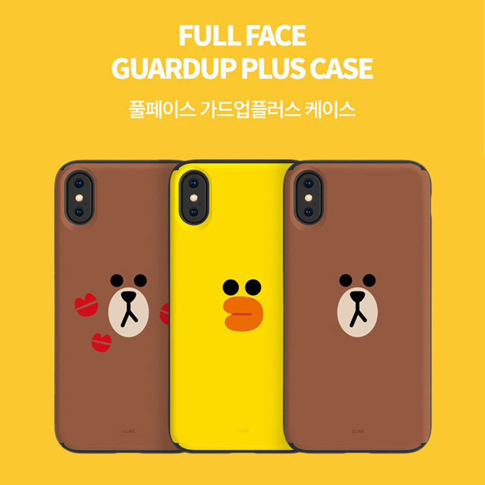 Slide-Phone-Cases-For-iPhone-6-6s-Plus-7-8-X-Xs-Brown-Bear-Make-Up-Mirror-Card-Slot-Silicone-Shockproof-Cute-Cartoon-Covers-SJ15- (1)