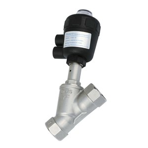 Free Shipping High Quality 1'' Angle Seat Valves Regulator Piston JZF-25 5pcs In Lot free shipping d75116gf d75116 qfp in stock 5pcs lot ic