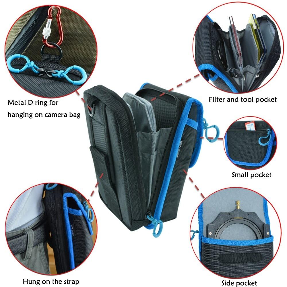 High Quality lens belt pouch