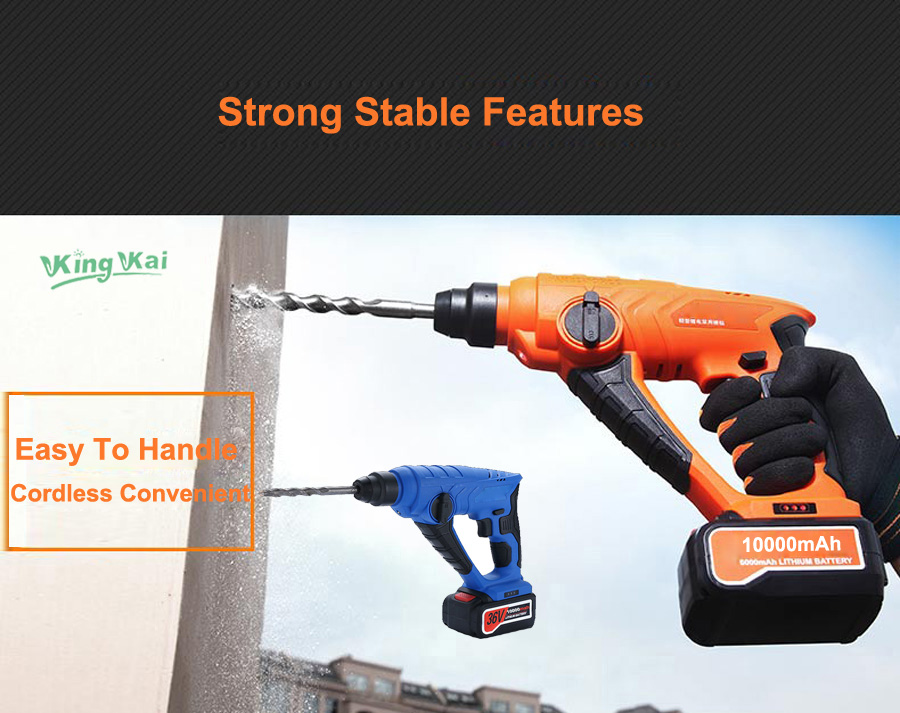 HTB1mo FSpXXXXbnaFXXq6xXFXXXp - 828 5000 10000mAh Long Duration Hammer Cordless Drill Rechargeable Lithium Battery Multifunctional Electric Hammer Impact Drill