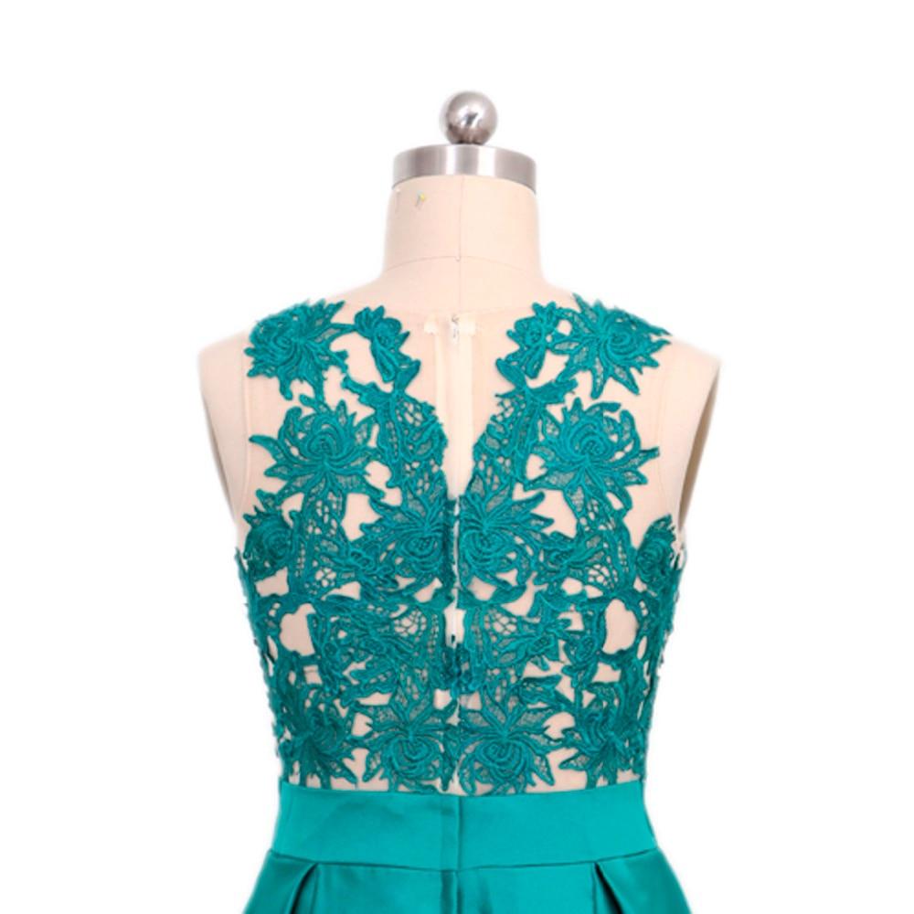 ANTI élégant robes De bal longue hors De l'épaule 2019 Appliques perlées Vestidos De Festa Formature a-ligne robes De soirée robe Gala - 3