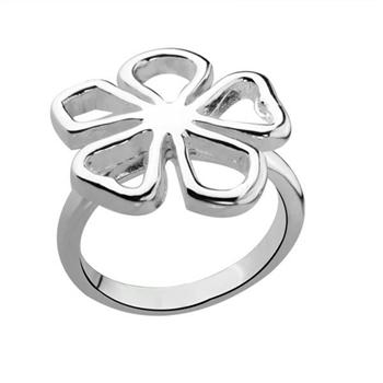 Free Shipping 925 Silver Exquisite Fashion Canyon Ring Women's Men's Gift Silver Jewelry R015 Ring