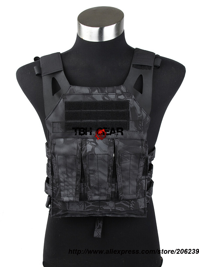 TMC Jump Plate Carrier JPC Combat Vest Airsoft Tactical Vest Kryptek Typhoon+Free shipping(SKU12050355) 1 2pt thread to 10mm pipe tube brass straight air hose barb coupler fitting