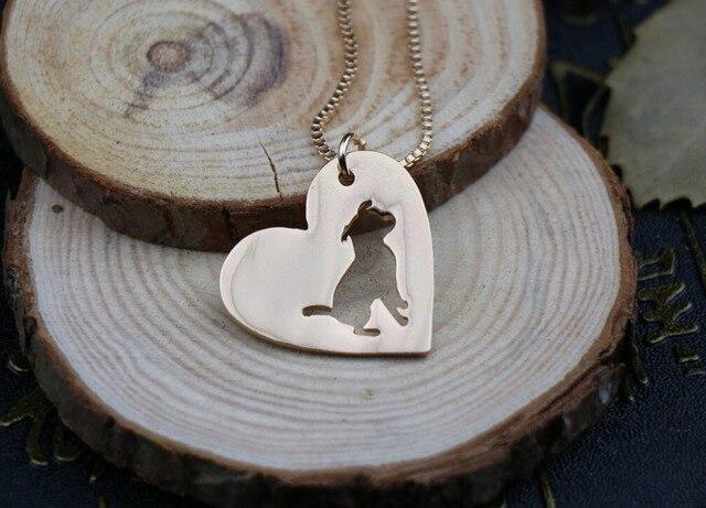 распродажа ожерелье питбуля ювелирные изделия украшения для фотография