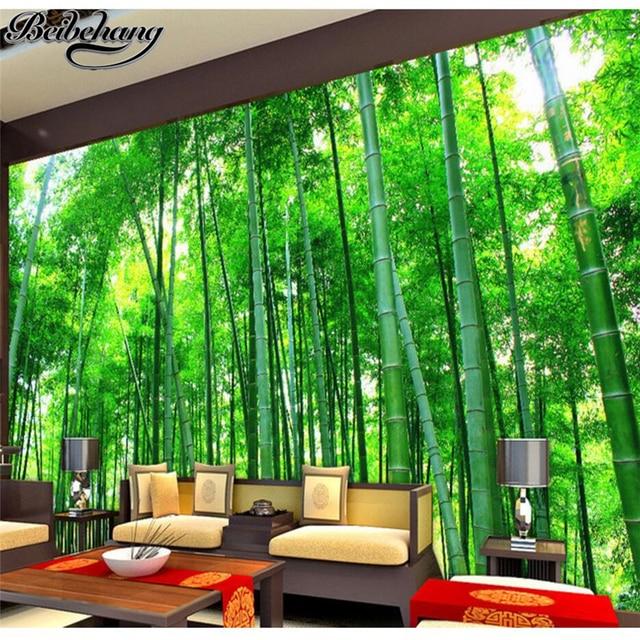 Beibehang Large Wallpaper Mural Custom Any Size Three: Beibehang Custom Wallpaper 3d Large Photo Wall Murals