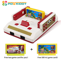 Hot Video Game Console To TV With Wireless Gamepad Controller HD HDMI TV Out For 8bit