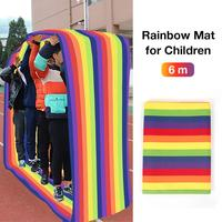 Outdoor Rolling Mat Playing Run Mat For Team Work Sports Training Group Game Toys For Kids Adults Activity Fun Playing Run Toys
