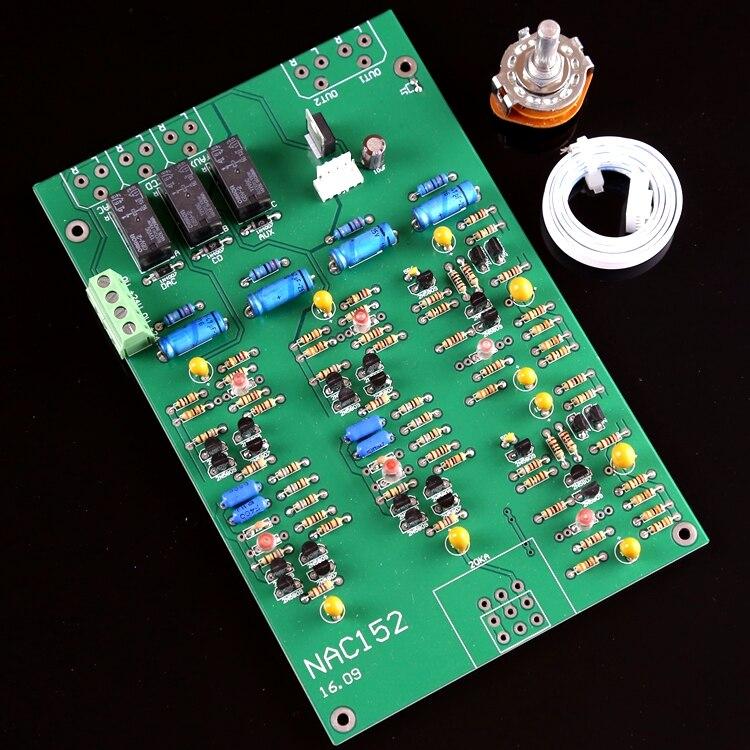 Assembleld HIFI NAC152 Base de carte préamplificateur sur NAIM NAC152XS préampli