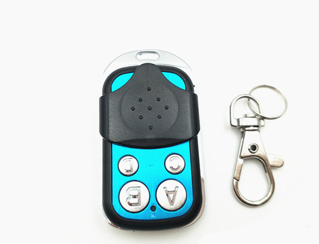 Universal Cloning Remote Control Key Fob for door Car Garage Door Gate 433.92mhz universal cloning cloner 433mhz electric gate garage door remote control key fob