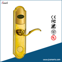 Smart RF Key Card Door Lock System Keyless Door Lock Electronic
