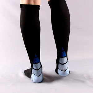Image 3 - 6pair/lot Men and women Compression Socks gradient Pressure Circulation Anti Fatigu Knee High Orthopedic Support Stocking