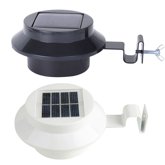 Solar Lights Roof: Solar Lights Roof Fence Lamp Wall Outdoor Garden Landscape