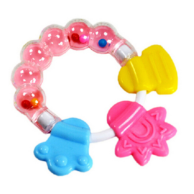 Silicon Baby Teether Molar Toothbrush