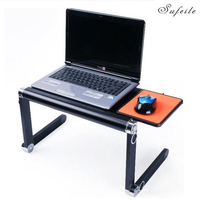 Comprar sufeile moda escritorio del ordenador port til de 360 grados ajustable - Futon portatil ...