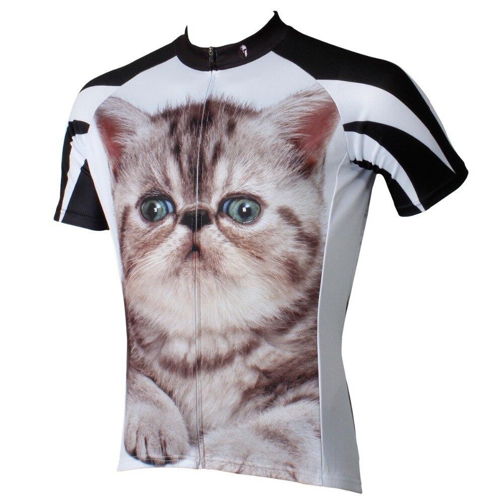 """PALADIN """"Fat Cat"""" Pánské Cyklistické dresy s krátkým rukávem, Cyklistické oděvy"""