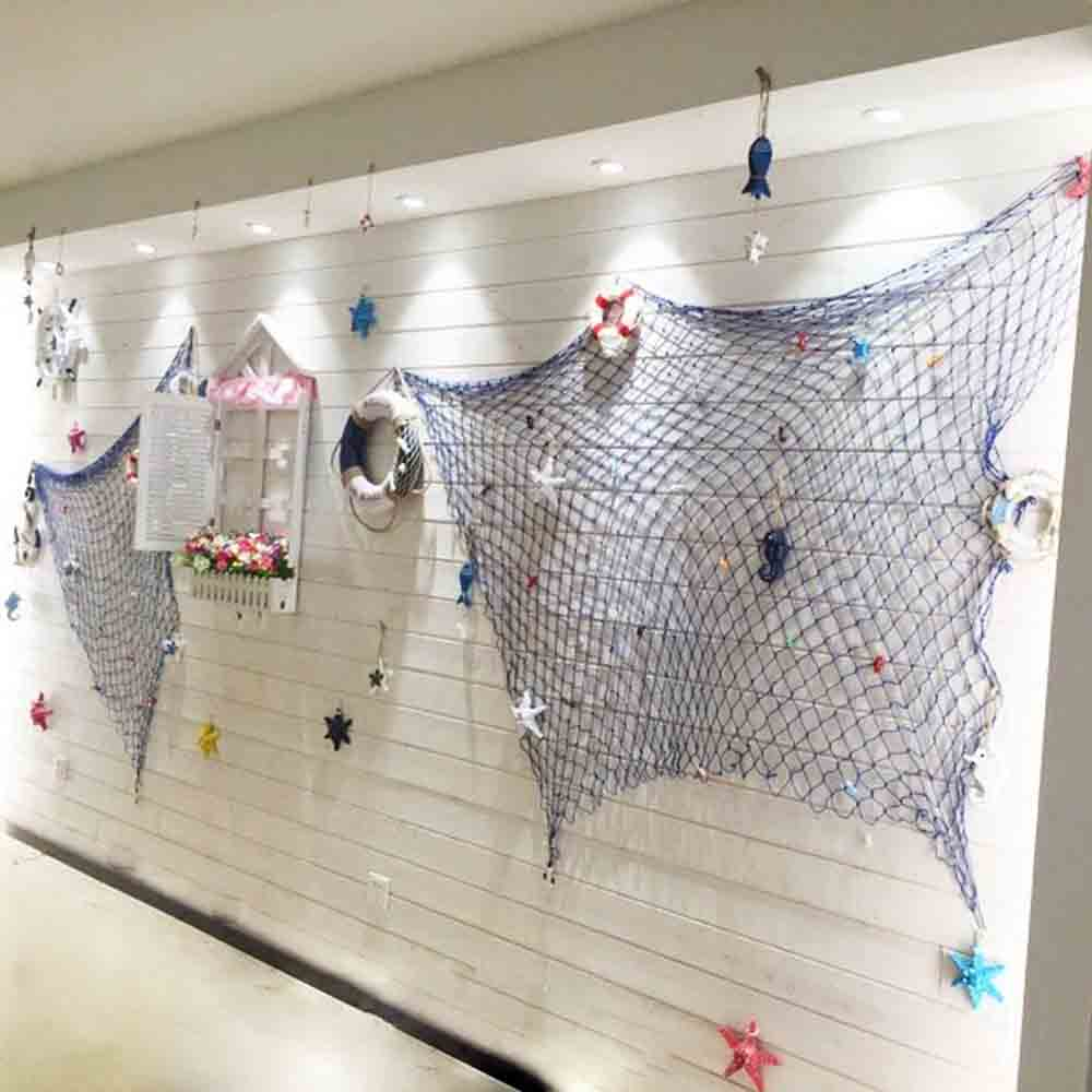 Decorative Fish Netting Compare Prices On Decorative Fishing Net Online Shopping Buy Low