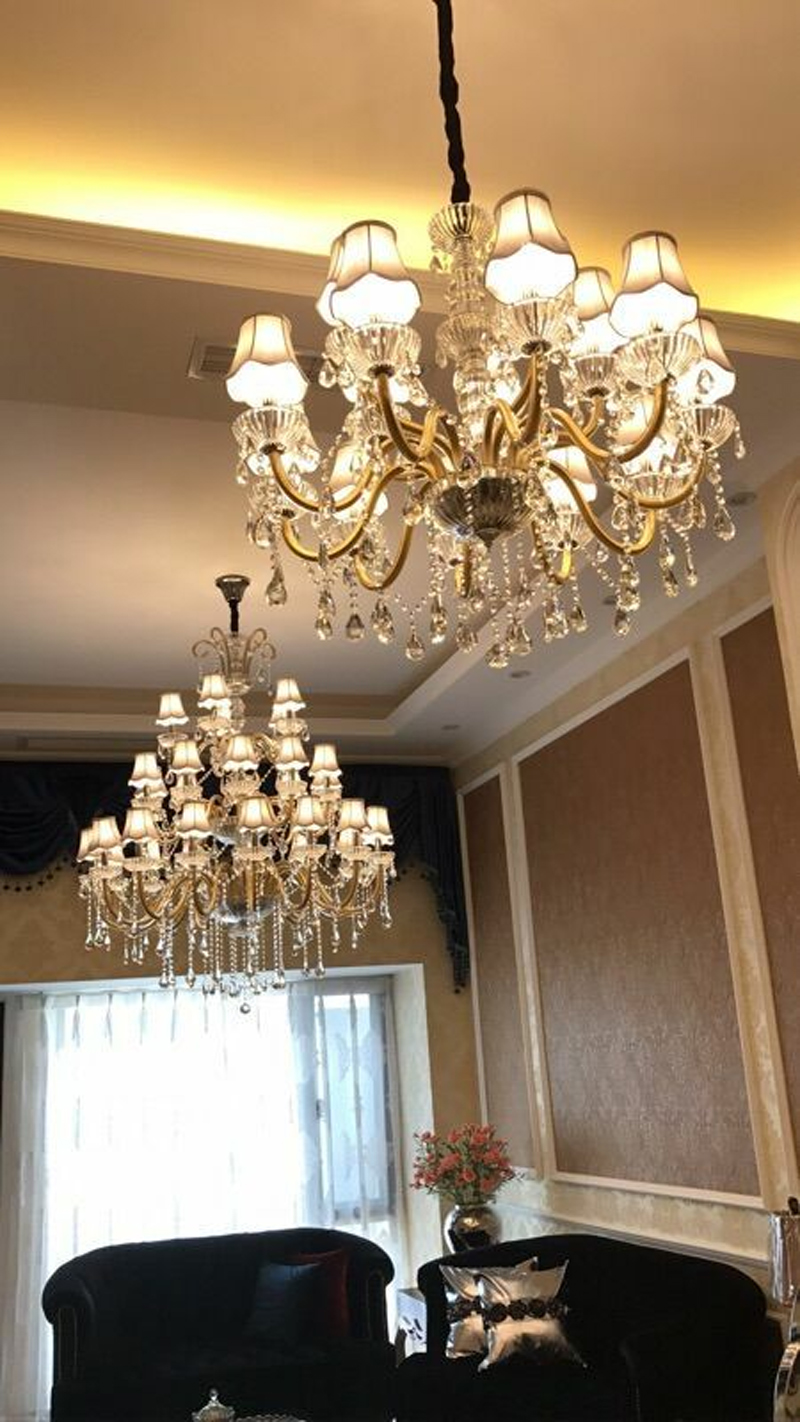 Large chandeliers for foyer large modern chandelier crystal high led ceiling chandelier crystal large modern chandeliers living room chandelier lighting crystal light large chandeliers ceiling usd 278000piece arubaitofo Images