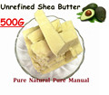 500g ORGANIC Pure Unrefined Shea Butter Essential Oil Fresh Import From Africa Wholesale 2017 New
