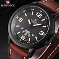 NAVIFORCE Luxury Top Brand Men's Sports Watches Fashion Casual Quartz Watch Men Military Wrist Watch Male Relogio Clock