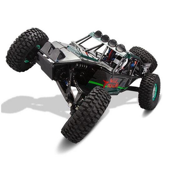 HOT car WLtoys K949 1/10 2.4GHz 4WD RC Climbing Short Course Truck Dirt Drift bike RTR цена
