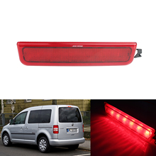 купить ANGRONG Third 3RD Centre Center Red Lens High Level Brake Light lamp For VW Caddy MK3 04-15 по цене 911.19 рублей