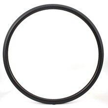 700c rower szosowy obręcz węglowa 30mm 6K skośna matowa powierzchnia V hamulec do roweru szosowego lub rowerowego żwiru rowerowego