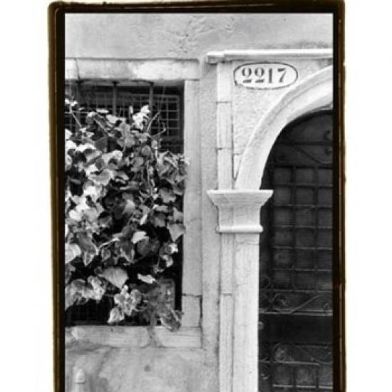 Venetian Doorways IV Poster Print by Laura Denardo (13 x 19)