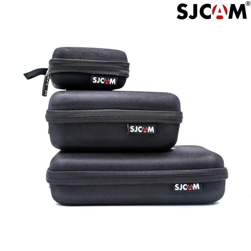 Original S/M/L Size Storage Collection Bag Case For SJCAM SJ8 Pro/Plus/Air SJ4000 5000 SJ6 SJ7 M10 M20 H9 C30 Camera Accessories