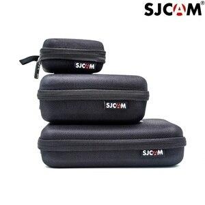 Image 1 - Original S/M/L taille stockage Collection sac étui pour SJCAM SJ8 pro/Plus/Air SJ4000 5000 SJ6 SJ7 M10 M20 H9 c30 accessoires de caméra