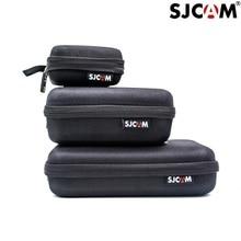 Oryginalny S/M/L rozmiar worek do zbiórki przypadku dla SJCAM SJ8 pro/Plus/powietrza SJ4000 5000 SJ6 SJ7 M10 M20 H9 c30 akcesoria do aparatu
