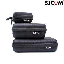 원래 S/M/L 크기 스토리지 컬렉션 가방 케이스 SJCAM SJ8 프로/플러스/공기 SJ4000 5000 SJ6 SJ7 M10 M20 H9 c30 카메라 액세서리