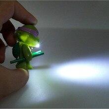 Hot Sale New Arrival LED Lighting Teenage Mutant Ninja Turtles TMNT font b Action b font