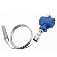 4 20MA Level Transmitter Level Controller Input Type Level Sensor For High Temperature Corrosive Liquid Sewage