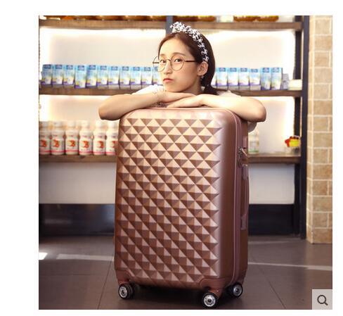 travel luggage suitcase Rolling Luggage case women Trolley Suitcase 20 inch 22 inch 24 inch 26 inch bag Boarding  wheeled Case 2sj599 j599 to251 252