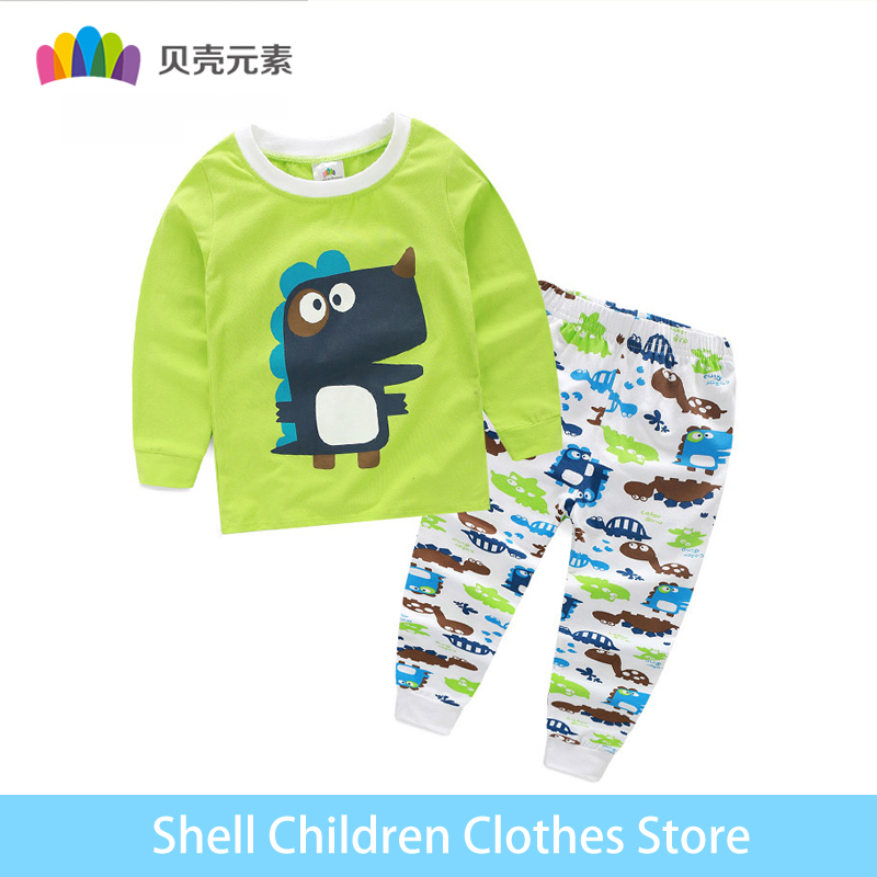 2017 Spring Autumn Baby Boys Girls Clothing Set Printing Long Sleeve Children Clothes Suit Kids Costume for Toddler Clothes Sets  2017 new arrivals kids long sleeve plaid shirts car printing t shirt jeans 3pcs baby suit toddler boys clothing set 2 3 4 5 6 7y
