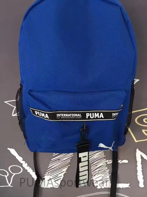 ffa616033623 2018 New Arrival PUMA Phase Backpack II Unisex Backpacks Sports Bags ...