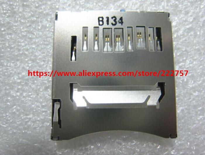 NEW SD Memory Card Slot Holder For Canon 70D For Nikon D810 D3300 SLR Digital Camera Repair Part