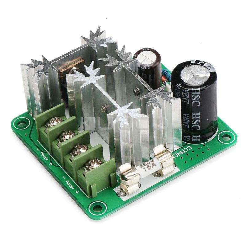 Pwm Dc Motor Speed Controller Dc 6v 90v 8a 720w Pwm Controller Stepless Speed Control Module