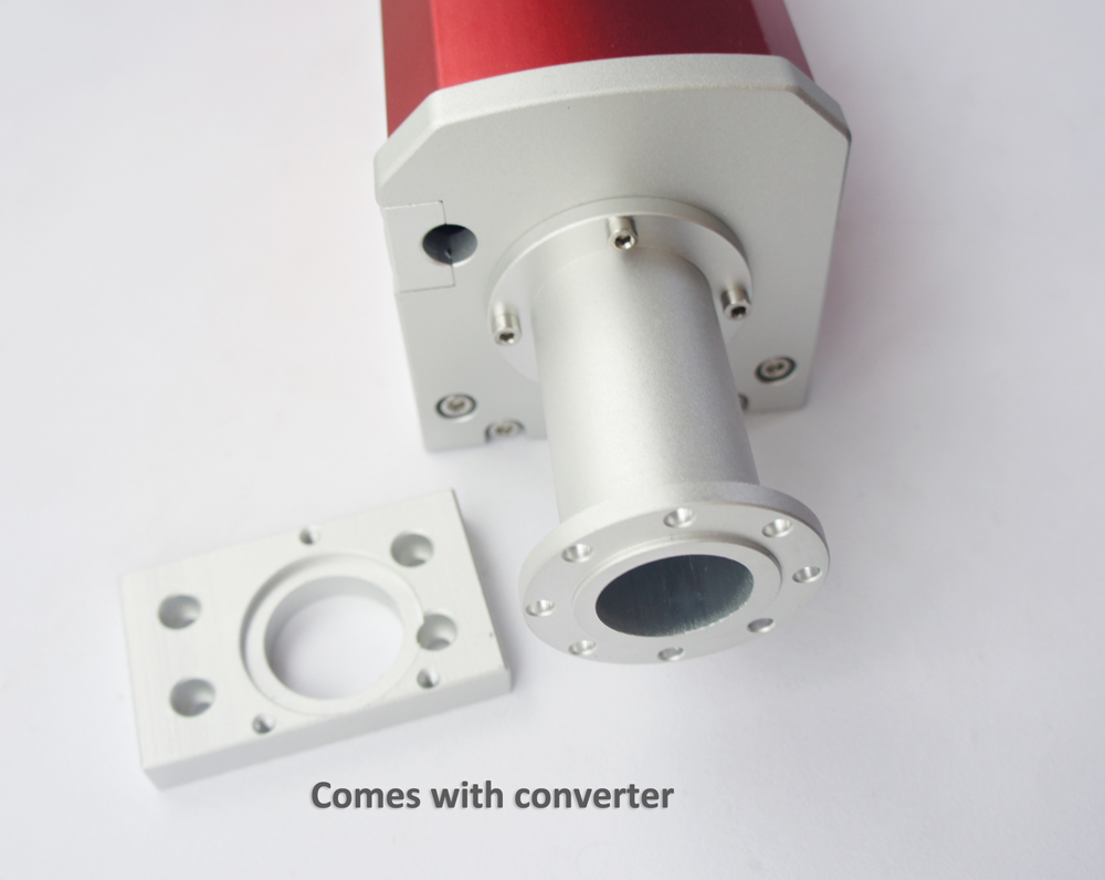 5 Comes with converter