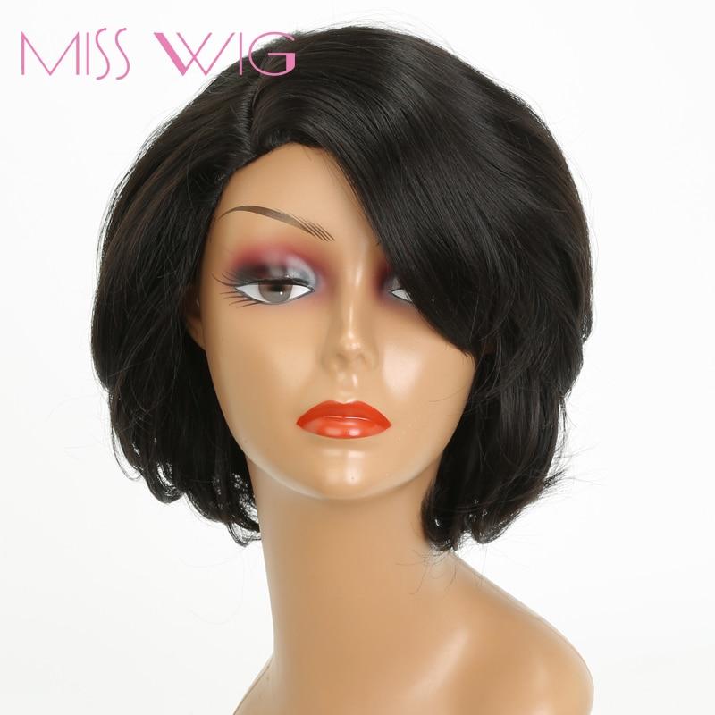 Bob Cut Wigs for Black Women