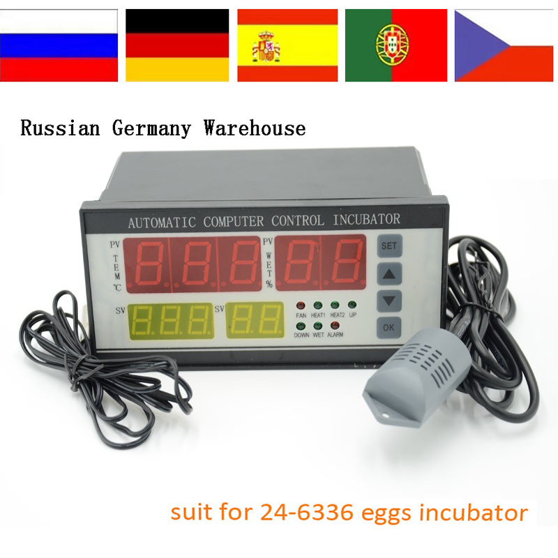 XM 18 Controller Incubator chicken incubator industrial egg incubator controller with sensors